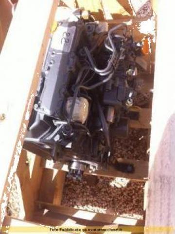 Motor mini-excavator Yanmar 2TNV70 de la Nenial Service & Consulting