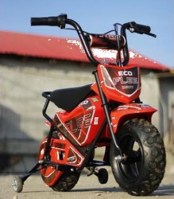 Mini motocicleta electrica pentru copil 3-7 ani de la SSP Kinderauto & Beauty Srl