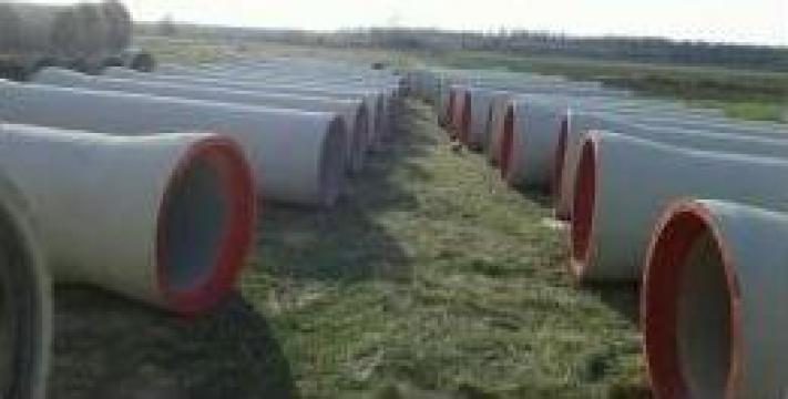 Tuburi din beton armat DN 1000 x 5ml de la Valtro Intern Distribution