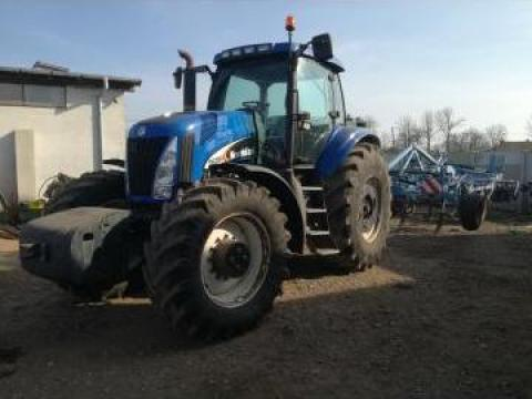 Tractor New Holland TG285, an 2007