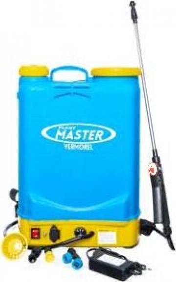 Pompa stropit Vermorel electric 16 litri Plantmaster de la Www.magazin-agro.ro