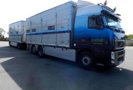 Camion Volvo FH 500 de la Eurimpex