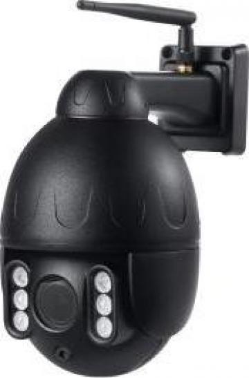 Camera video WiFi PTZ 5X Zoom optic 5MPx PNI IP655B
