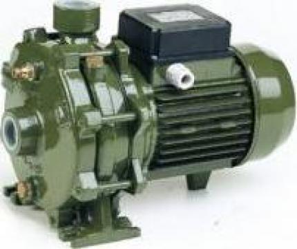 Pompa monobloc, cu doua rotoare opuse de la Master Engineering Srl