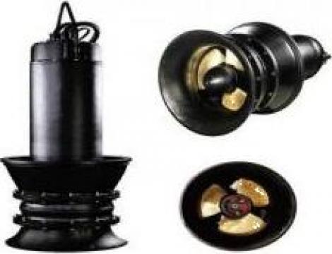 Pompe cu rotor axial si semi-axial, montate in tub de la Master Engineering Srl