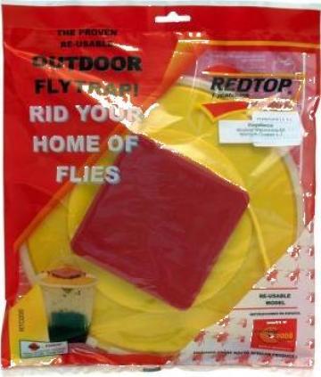Capcana de muste Redtop - 8 litri de la Ulei & Tratamente Motor Srl
