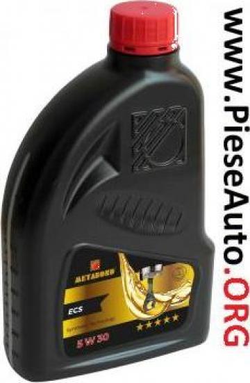 Ulei motor auto Metabond ECS 5W30 de la Ulei & Tratamente Motor Srl