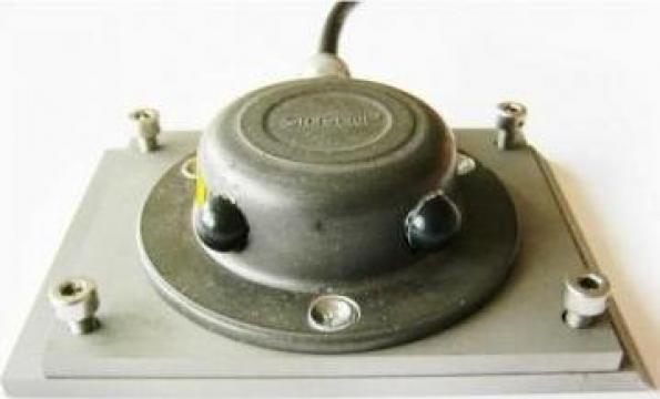 Detector de miscare pentru protectie rezervor motorina de la Aloksys Srl