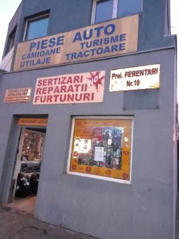 Set placute frana Solenza/Pick-up 1,9