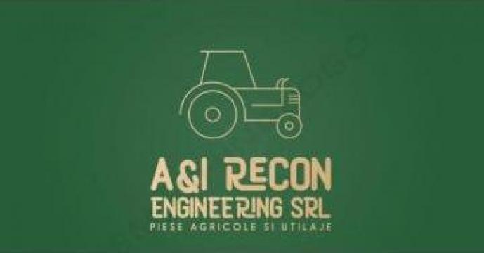 Piese motor Yanmar 4TNV88, 4TNE98, 3TN84L de la A&I Recon Engineering Srl