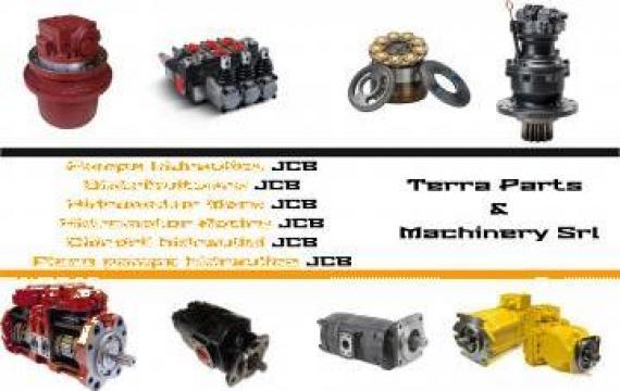 Pompa hidraulica pentru buldoexcavator JCB 20/911200 de la Terra Parts & Machinery Srl