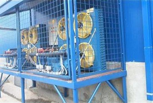 Camere si instalatii frigorifice de la SC Profrigo SRL