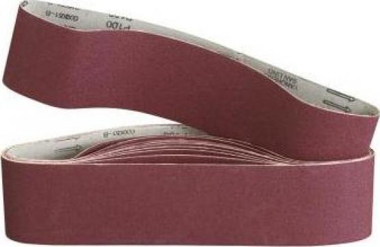 Banda de slefuit abraziva 440 x 35 mm NT0440/035 de la Proma Machinery Srl.