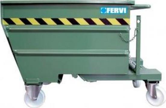 Container 300 l C030/0300 de la Proma Machinery Srl.