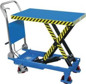 Masa cu lift 0010 de la Proma Machinery Srl.