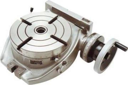 Masa rotativa orizontala si verticala T002/160 de la Proma Machinery Srl.