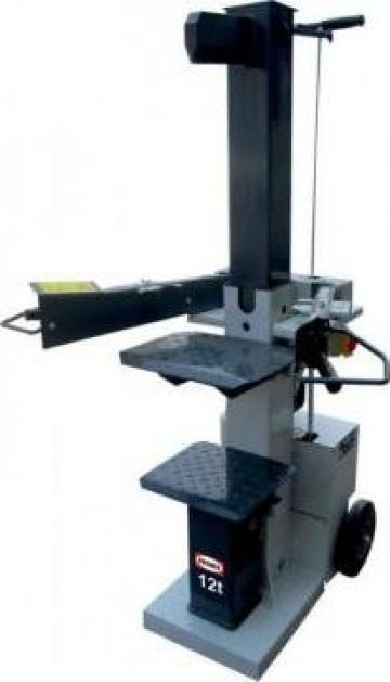 Masina pentru despicat lemne HSP-12/450 de la Proma Machinery Srl.
