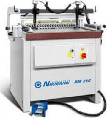 Masina pentru gaurit multiplu Nikmann BM 21E de la Proma Machinery Srl.