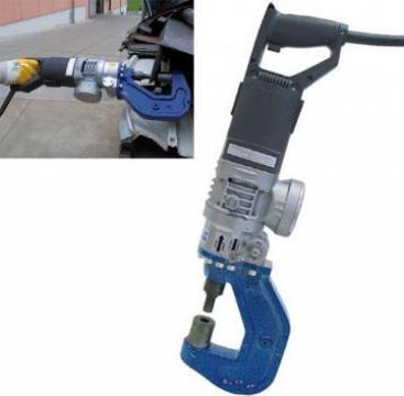 Masina perforat tabla electrica 5 mm PG 22/120 (E) de la Proma Machinery Srl.