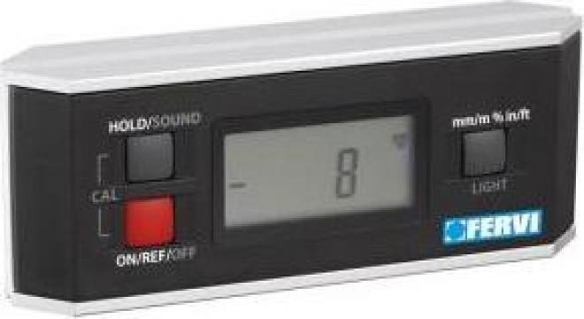 Goniometru digital cu magnet L090A de la Proma Machinery Srl.