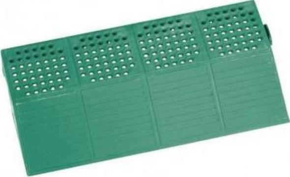 Podele protectie prelucrari prin aschiere (rampa) PSV-F de la Proma Machinery Srl.