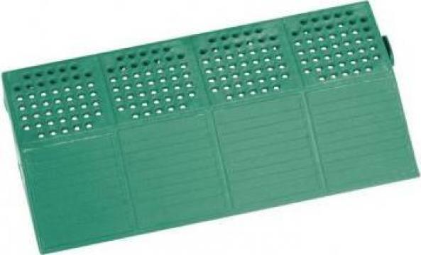 Podele protectie prelucrari prin aschiere (rampa) PSV-M de la Proma Machinery Srl.