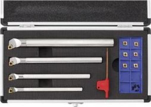 Set suporti strunjire interior KISCLCR de la Proma Machinery Srl.
