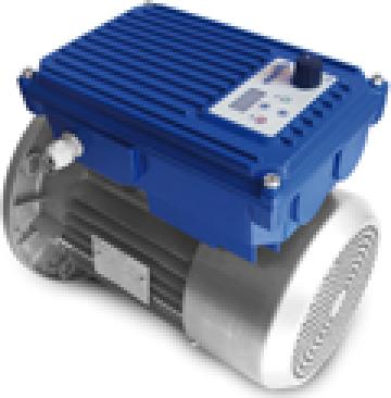 Motoare electrice cu convertizor de frecventa de la Electrofrane