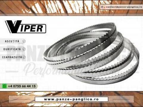Panza panglica banzic Viper 4160x40x1 Lemn I Premium Silver de la Panze Panglica Srl