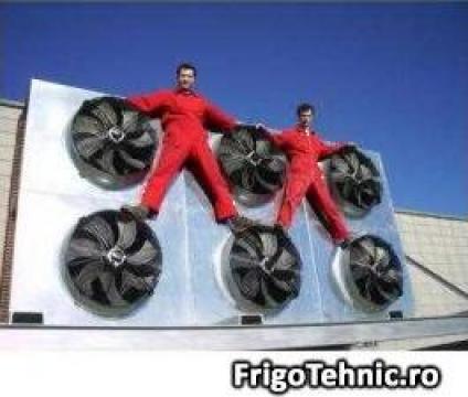 Condensatoare frigorifice