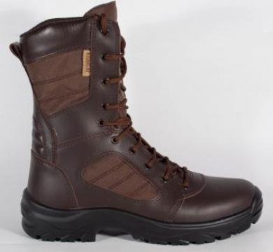 Bocanci militari maro 403 Kombat de la Shoes Top