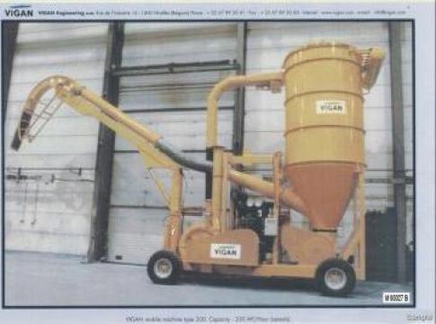 Transportoare pneumatice de la Real Project Srl