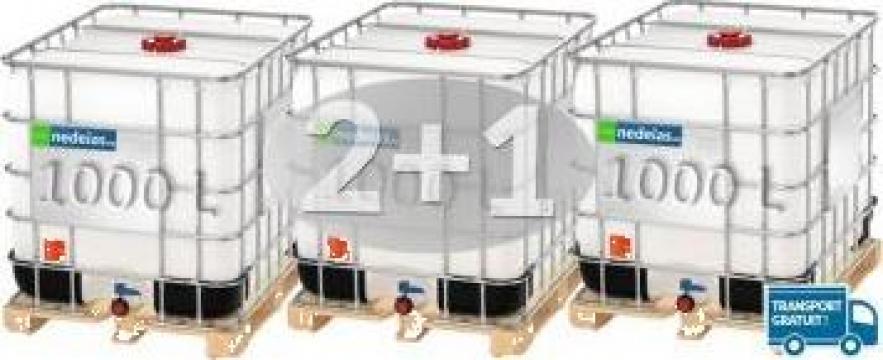 Rezervoare supraterane cubice IBC 1000 L, 3 buc de la Nedeias Com Srl