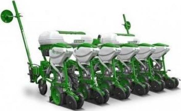 Semanatoare 6 randuri cu fertilizare de la Ivagro Srl