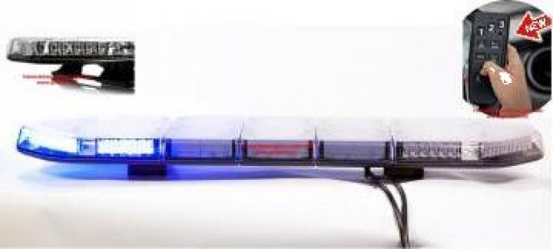 Girofar auto complet Politia Locala de la Tehnic & Emergency Light Srl