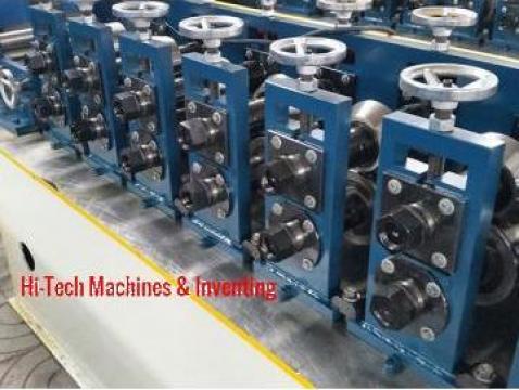 Linie de productie profile metalice industria constructoare