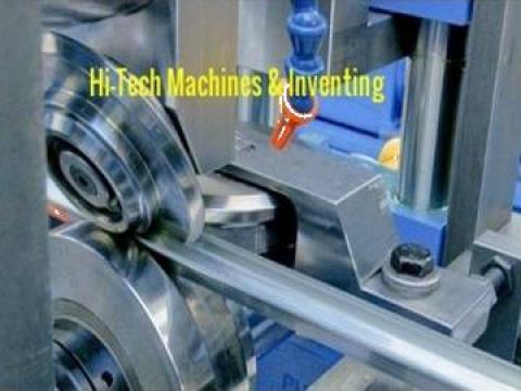 Linie de productie profile metalice pentru industria auto
