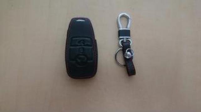 Husa protectie cheie E Class W213 C Class W205 de la Caraudiomarket.ro - Accesorii Auto Dedicate