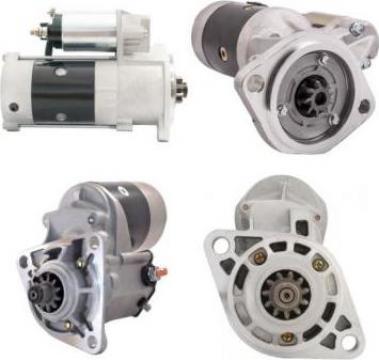 Electromotoare miniexcavatoare de la Terra Parts & Machinery Srl