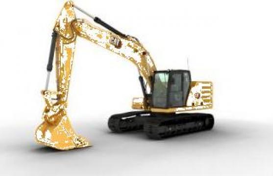 Piese excavatoare Caterpillar - 206 211 212 214 215 219 224 de la Terra Parts & Machinery Srl