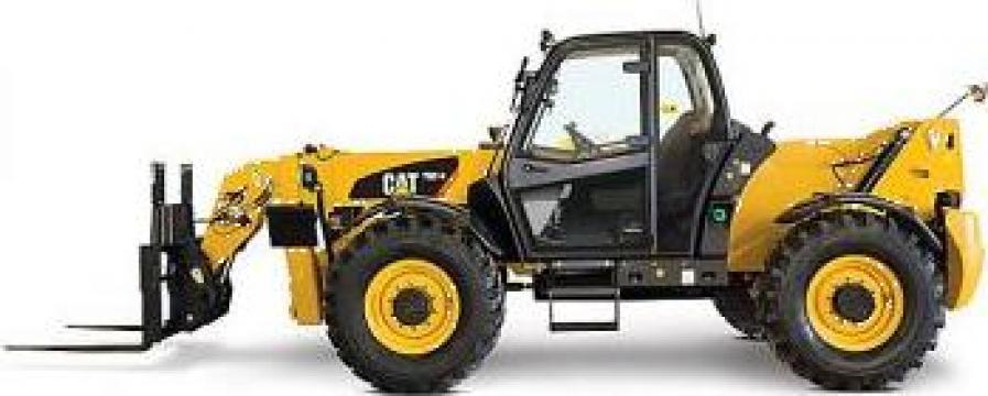 Piese telehandler CAT - TH580 TH337 TH414 TH255 TH407 TH408 de la Terra Parts & Machinery Srl