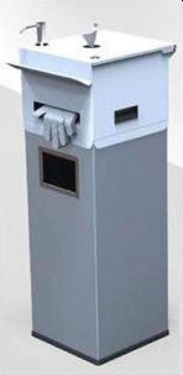 Statie dezinfectare maini Hygiene Square de la Eurostart Srl