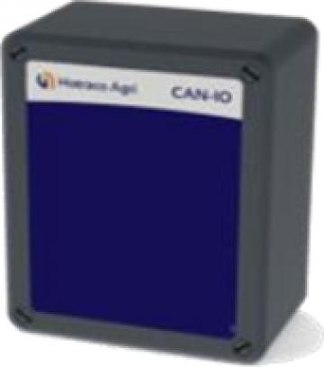 Modul auxiliar cantarire CAN-IO-LCA de la Andra Engineering