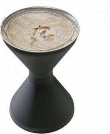 Scrumiera Clepsidra R plastic de la Eurostart Srl