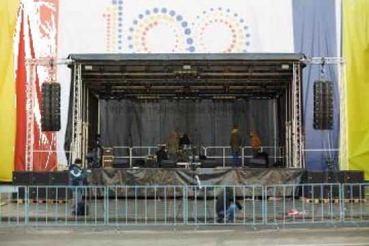 Scena mobila Stagemobil XXL de la Direct Sound SRL