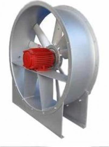 Ventilatoare industriale axiale de la Proconsil Grup Iasi