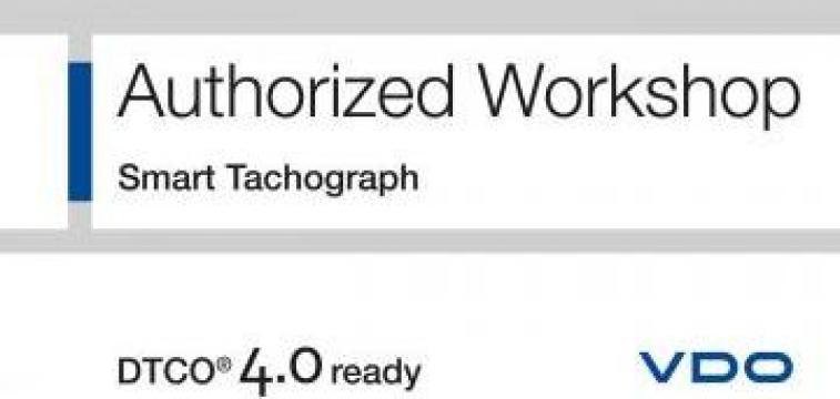 Verificare tehnica tahograf digital inteligent DTCO 4.0 de la Leal A.E.G. Srl