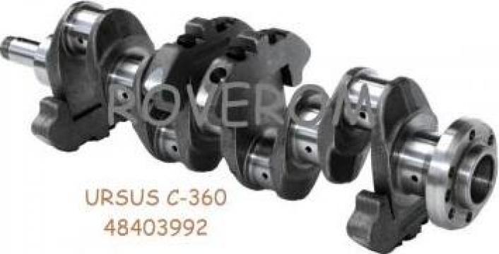 Arbore cotit motor Ursus C-360 (motor C-4011, S-4003)