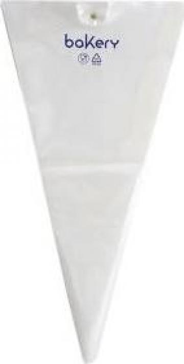 Posuri transparente de unica folosinta 40 cm 100 buc/set de la Cristian Food Industry Srl.