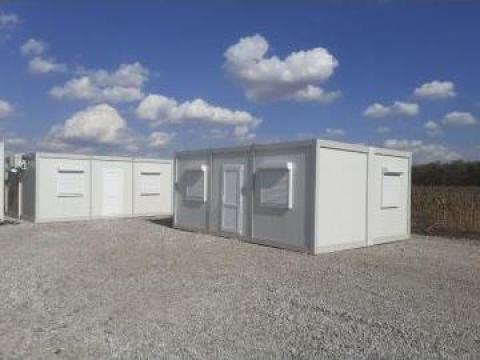 Containere de locuit dotate cu sanitare de la Edil Obc Container Srl